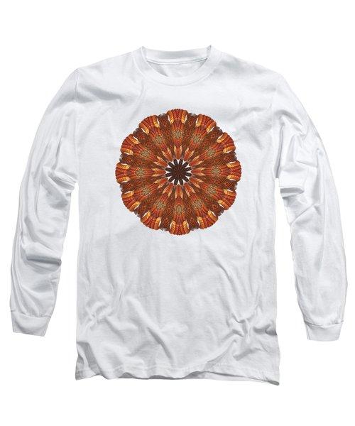 Silvanic Medallion Long Sleeve T-Shirt