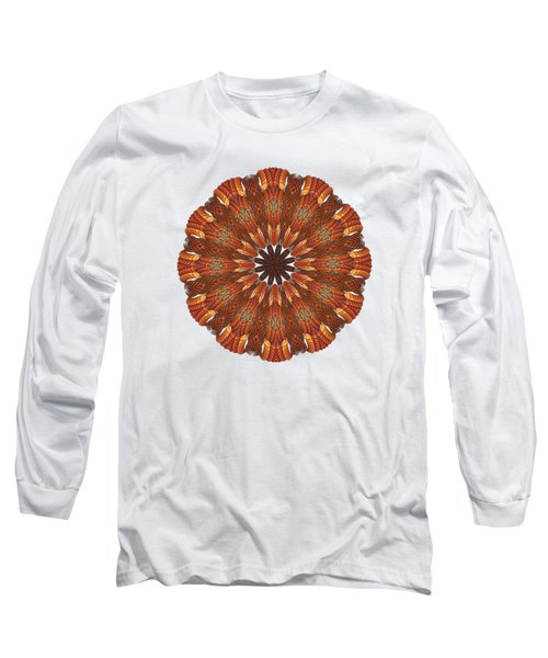 Silvanic Medallion Long Sleeve T-Shirt