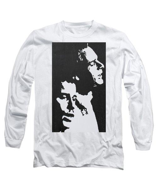 Simon And Garfunkel Long Sleeve T-Shirt