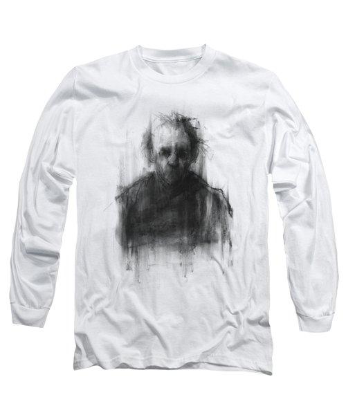 Simple Man II Long Sleeve T-Shirt by Bruno M Carlos