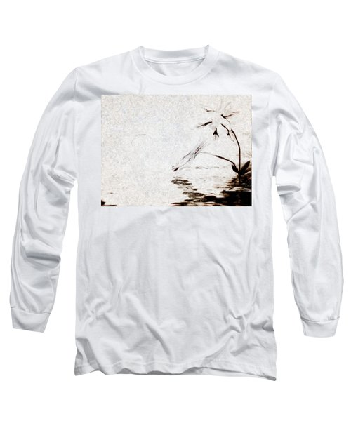 Simple Reflections Long Sleeve T-Shirt