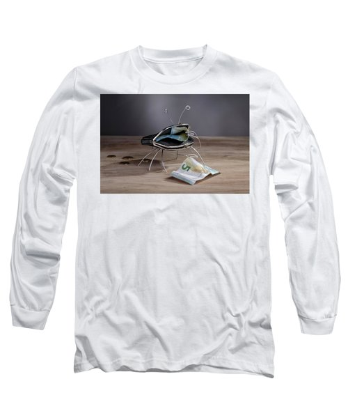 Simple Things - The Crab Long Sleeve T-Shirt