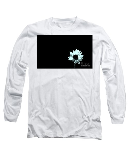 Long Sleeve T-Shirt featuring the photograph Simplicity  by Juls Adams