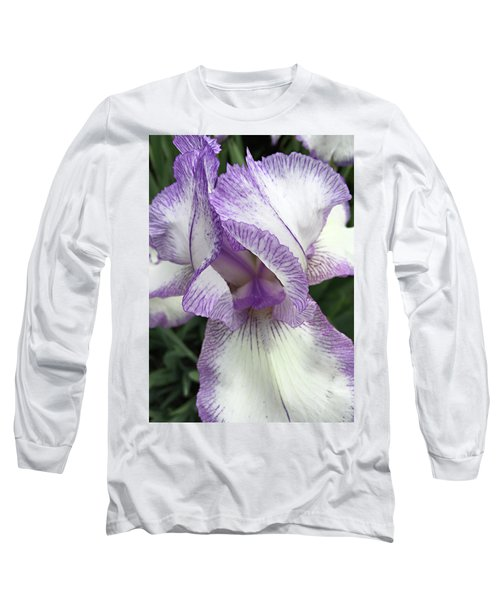 Long Sleeve T-Shirt featuring the photograph Simply Beautiful by Sherry Hallemeier
