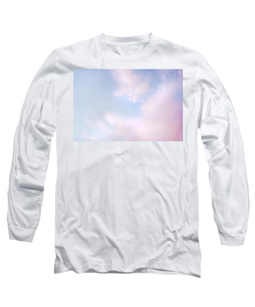 Long Sleeve T-Shirt featuring the photograph Simply Heavenly by Theresa Tahara