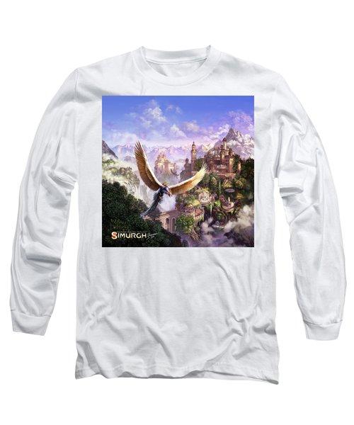 Simurgh Long Sleeve T-Shirt
