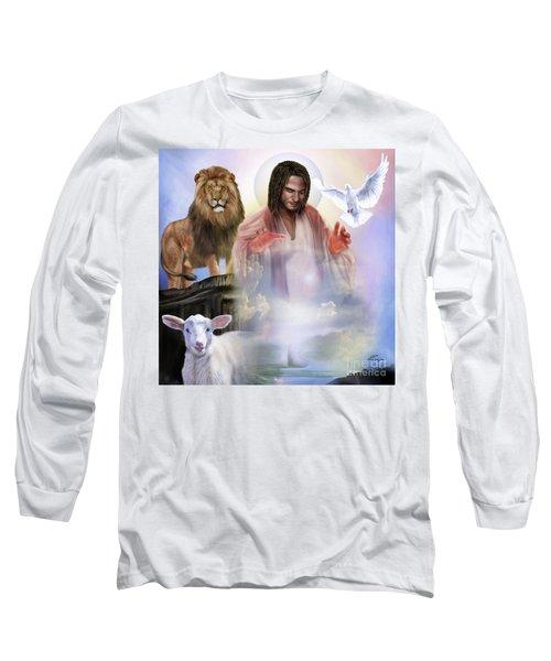 Since Before Abraham I Am Long Sleeve T-Shirt