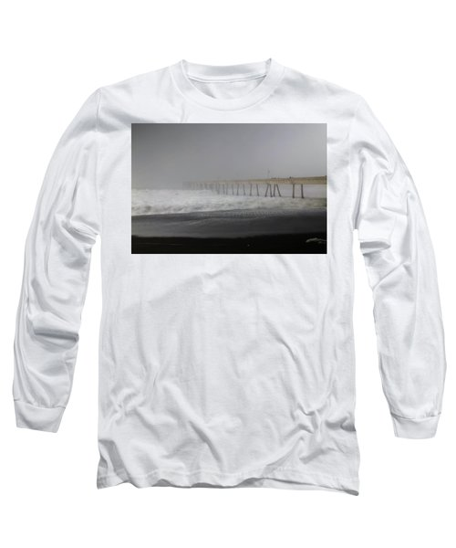 Since You Left  Long Sleeve T-Shirt by Laurie Search