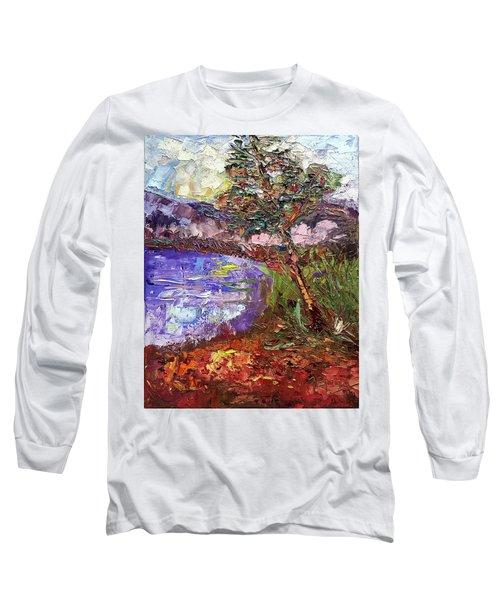 Single Long Sleeve T-Shirt by Janet Garcia