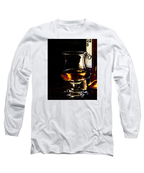 Sipping Rum Long Sleeve T-Shirt