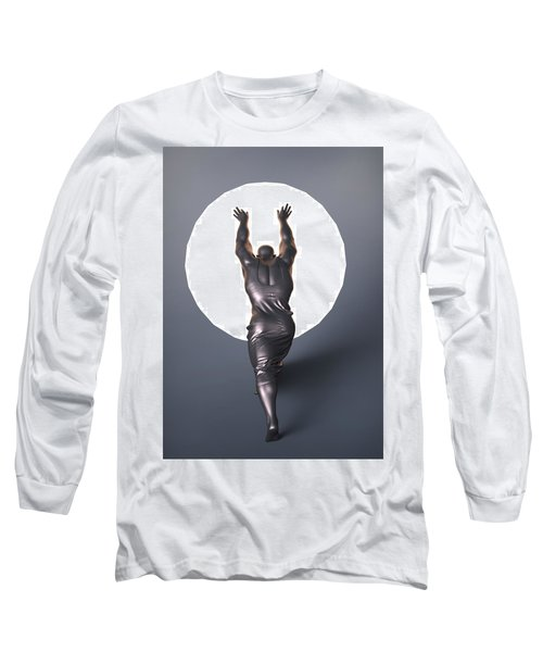 Sisyphus Lamp Long Sleeve T-Shirt