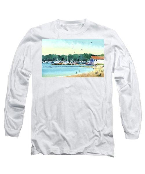Sister Bay, Door County Long Sleeve T-Shirt