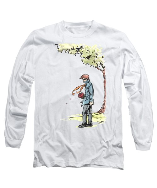 The Site Visitor Long Sleeve T-Shirt