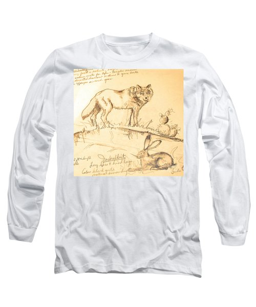 Sketches For Sale Long Sleeve T-Shirt