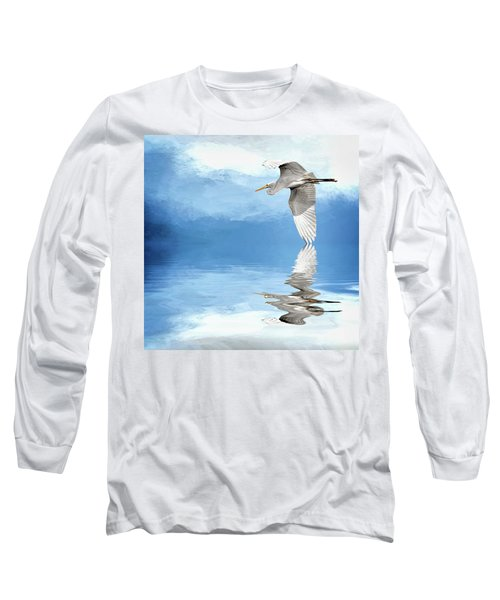 Skimming Long Sleeve T-Shirt