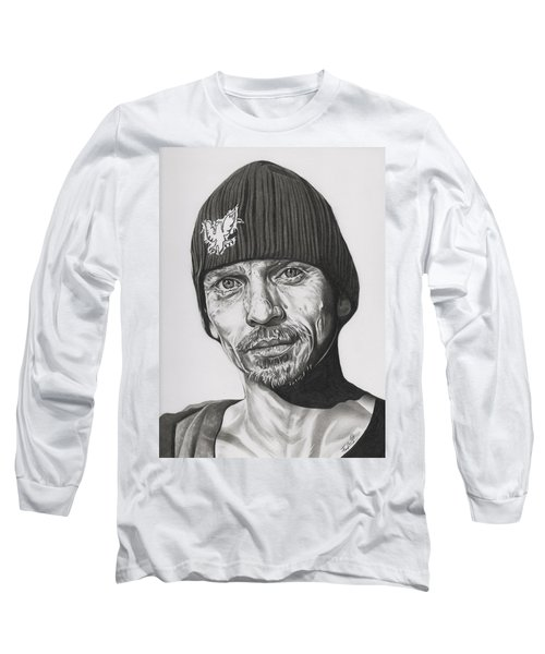 Skinny Pete  Breaking Bad Long Sleeve T-Shirt by Fred Larucci
