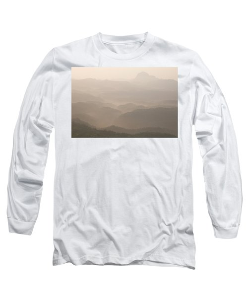 Skn 4182 Sketching With Light Long Sleeve T-Shirt