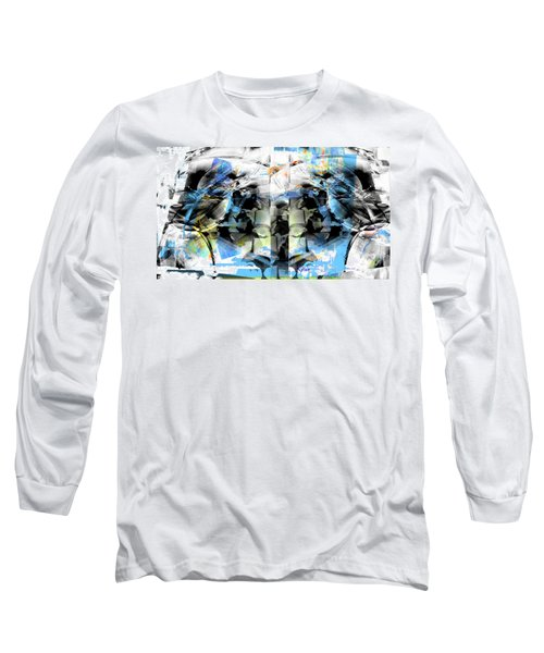 Sky In Clouds  Long Sleeve T-Shirt