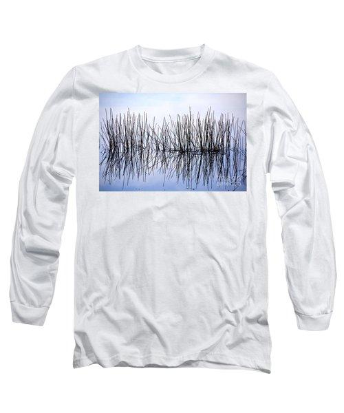 Sky Needles Long Sleeve T-Shirt