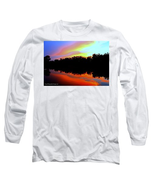 Sky Painting Long Sleeve T-Shirt