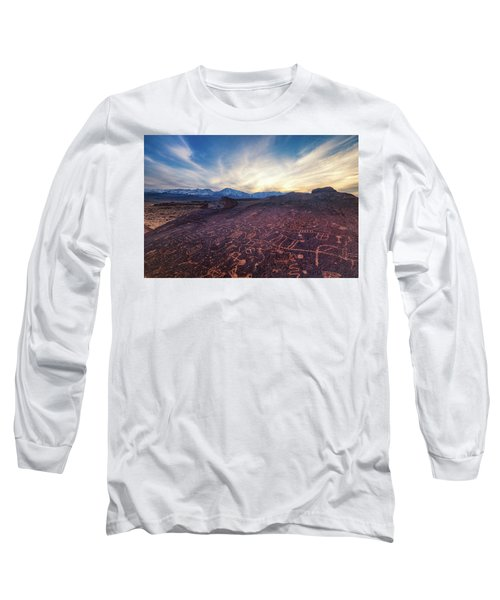 Sky Rock Long Sleeve T-Shirt