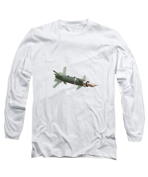 Sky Writing Long Sleeve T-Shirt