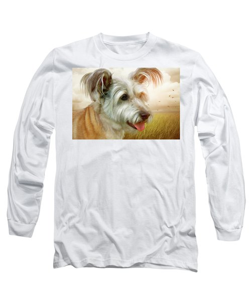 Skye Terrier Long Sleeve T-Shirt