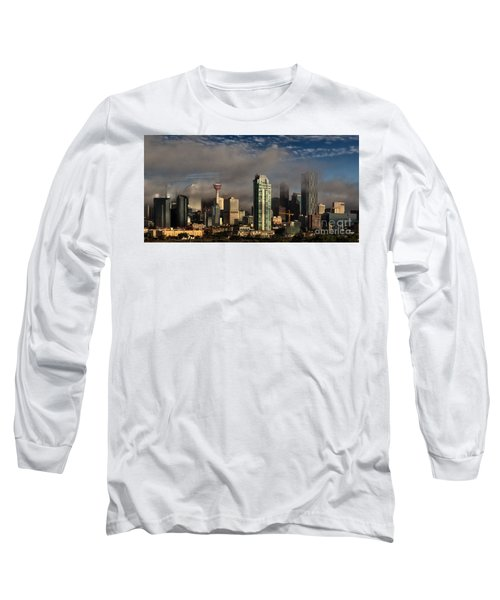 Skyline Fog Long Sleeve T-Shirt