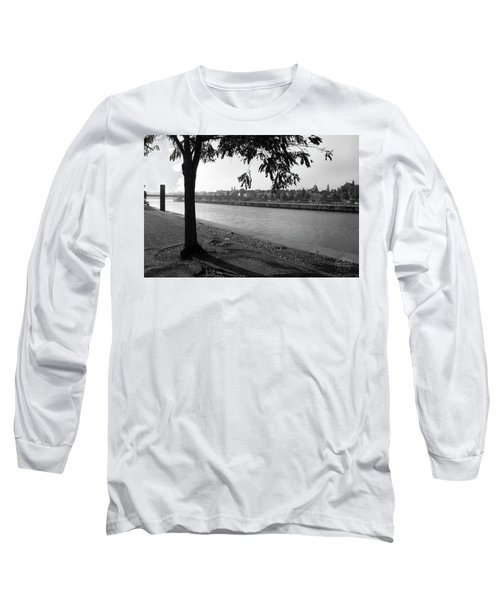 Skyline Maastricht Long Sleeve T-Shirt by Nop Briex