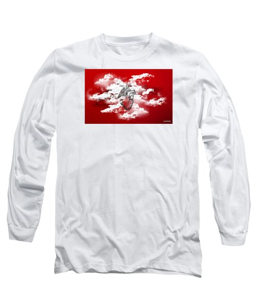 #skylovers Long Sleeve T-Shirt by Paulo Zerbato