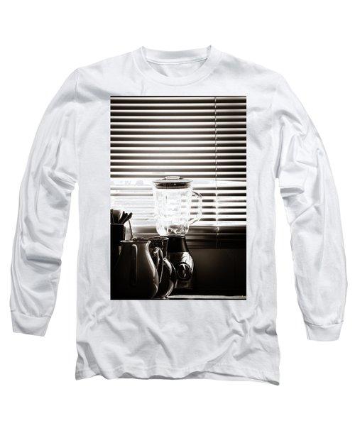 Slatted Shadows Long Sleeve T-Shirt
