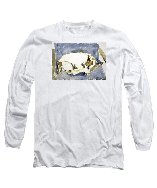 Sleeping Dog Long Sleeve T-Shirt