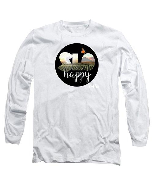 Slohappyedna Long Sleeve T-Shirt