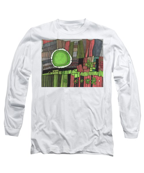 Sun Gone Green Long Sleeve T-Shirt
