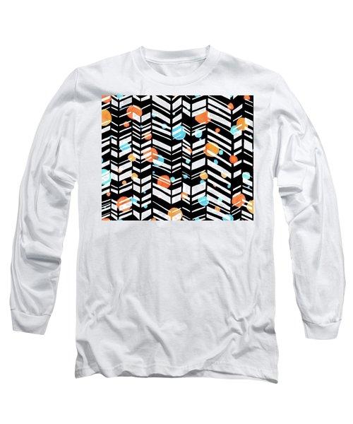 Smile More Long Sleeve T-Shirt