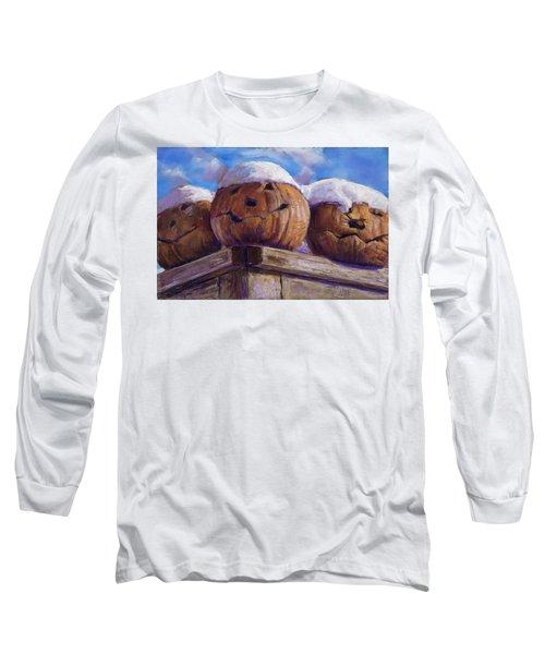 Smilin Jacks Long Sleeve T-Shirt by Billie Colson