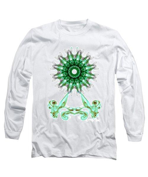 Smoke Wheel Long Sleeve T-Shirt
