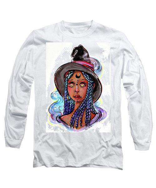 Smoke Witch Long Sleeve T-Shirt
