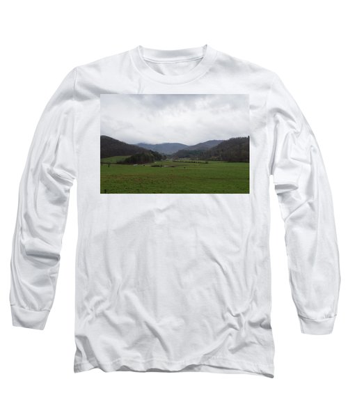 Smokey Mountains 3 Long Sleeve T-Shirt