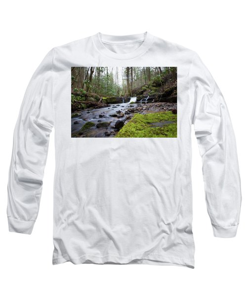 Smokey Mountains 4 Long Sleeve T-Shirt