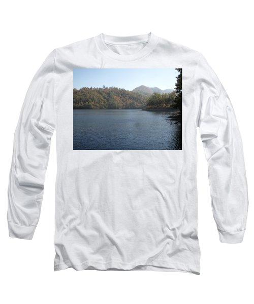 Smokies 14 Long Sleeve T-Shirt by Val Oconnor