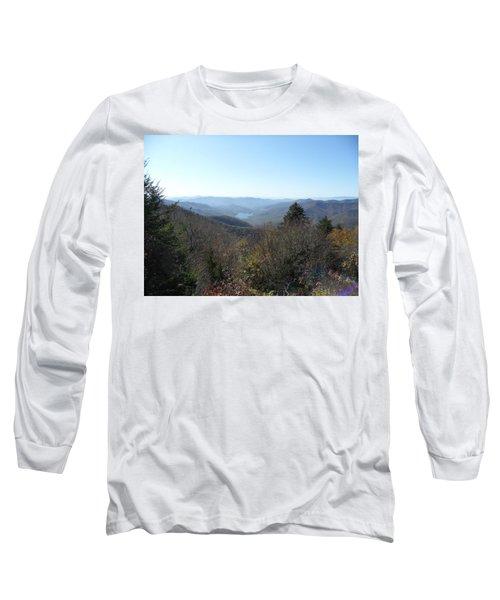 Smokies 16 Long Sleeve T-Shirt by Val Oconnor