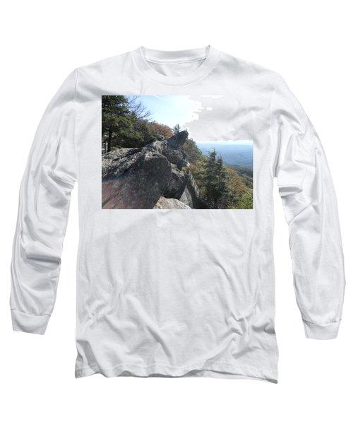 Smokies 18 Long Sleeve T-Shirt by Val Oconnor