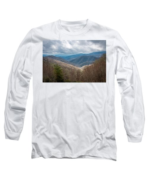 Smoky Mountains Long Sleeve T-Shirt