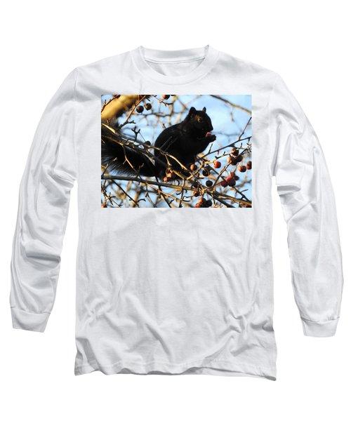 Snack Long Sleeve T-Shirt