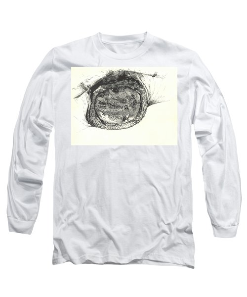 Snapping Turtle Long Sleeve T-Shirt
