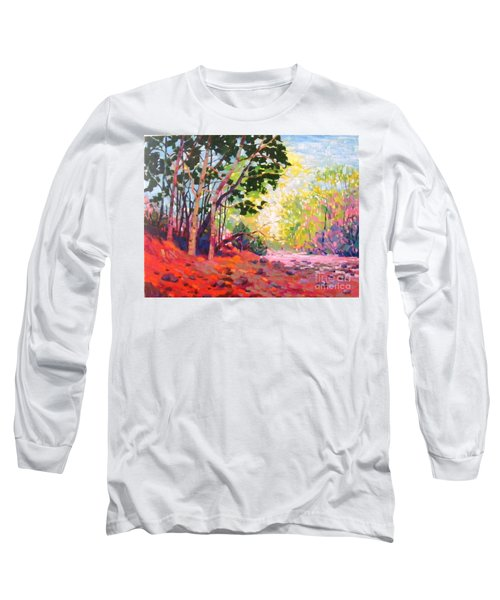 Snoqualmie Story Long Sleeve T-Shirt