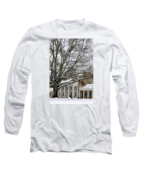 Snow Cover Long Sleeve T-Shirt