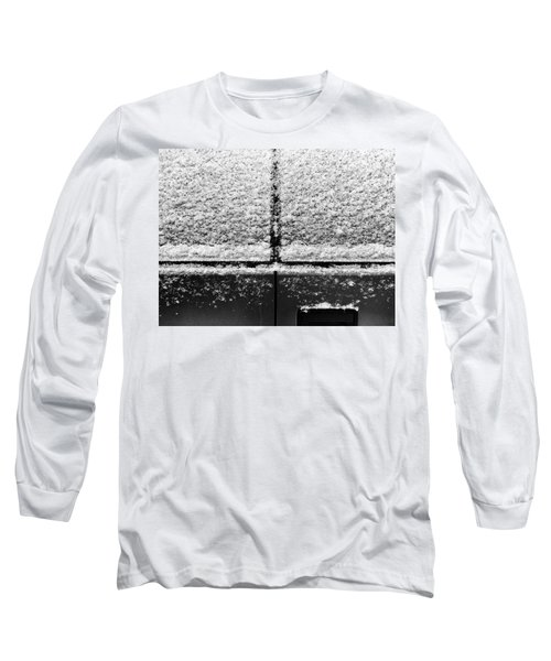 Snow Covered Rear Long Sleeve T-Shirt