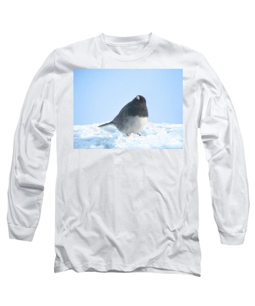 Snow Hopping #2 Long Sleeve T-Shirt